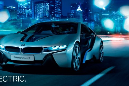Artificial intelligence employed for BMW's first fully-electric production car