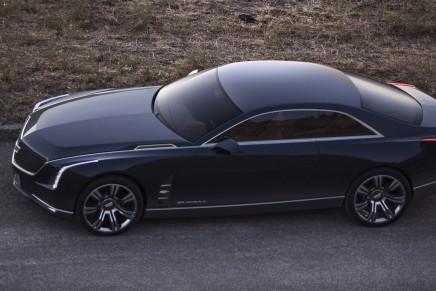 Cadillac reveals the Elmiraj Concept