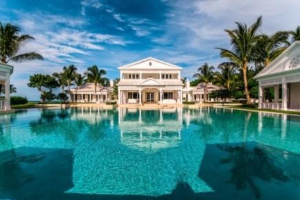 Celine Dion's massive Jupiter Island For Sale