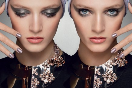 Mystic Metallics and Infinite Miss Dior: The inspiration.