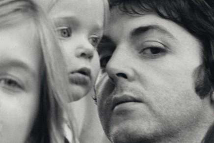 The swinging sixties in Linda McCartney retrospective