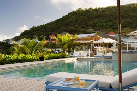 Hotel Saint-Barth Isle de France bought by LVMH Moët Hennessy Louis Vuitton luxury group
