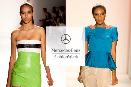 The Art Institute of New York City at Mercedes-Benz Fashion Week