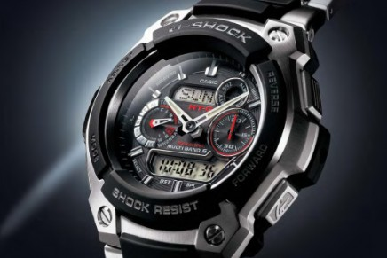 MT-G – the new luxury watch collection from G-SHOCK