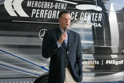 Mercedes Benz to support PGA's growth of the golf initiatives