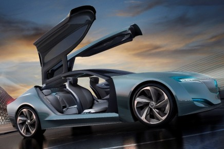 Red Dot Award 2013: Buick Riviera Concept