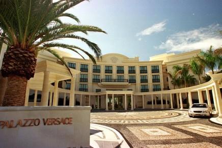 Third Palazzo Versace to be opened in Macau