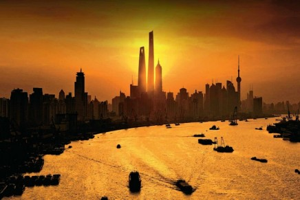 Shanghai Tower, tallest building in China, completes historical sustainable ascension