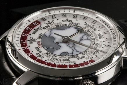 Only Watch 2013: Vacheron Constantin Patrimony Traditionnelle Worldtime
