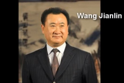 Chinese property and cinema mogul named country's richest person