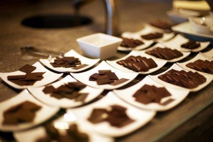 Who eats the most chocolate? The world's most devoted chocoholics