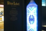 3D art exhibition in a bottle