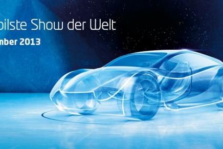 Frankfurt Motor Show: Jaguar C-X17 concept