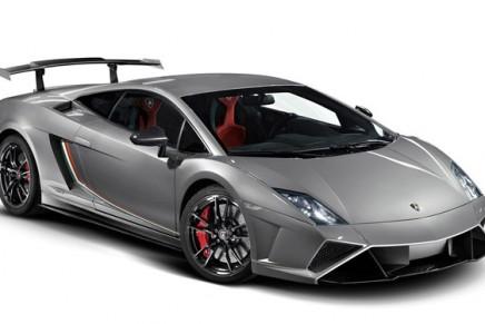 """Limited edition and """"street-legal"""" – Lamborghini Gallardo LP 570-4 Squadra Corse"""