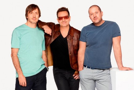Jony Ive and Marc Newson collaborate with Bono on (RED) Auction
