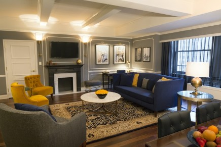 Signature luxury suite collection @ Warwick New York Hotel