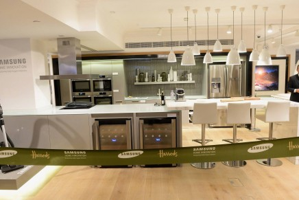 Home-spiration: Samsung Home Innovation living space