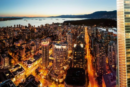 Chauffeured Rolls-Royce and private jet hours offered at Trump Hotel Vancouver