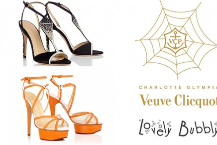 Veuve Clicquot Gold Cup Polo: Charlotte Olympia limited-edition capsule collection