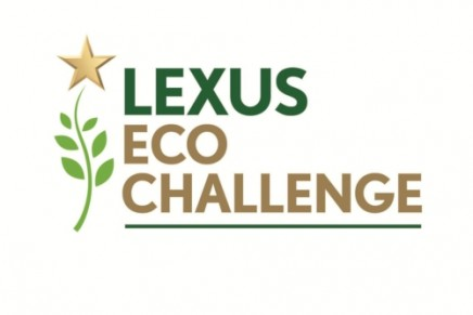 Lexus Eco Challenge to open teens eyes to environmental issues