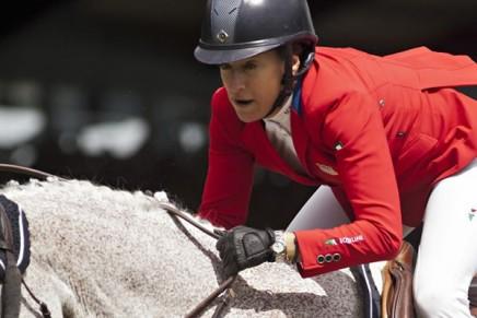 Spoga Horse 2013: Showpiece horse whips