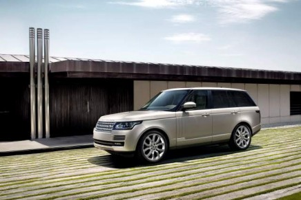 5 of the Most Luxurious 4WD Vehicles