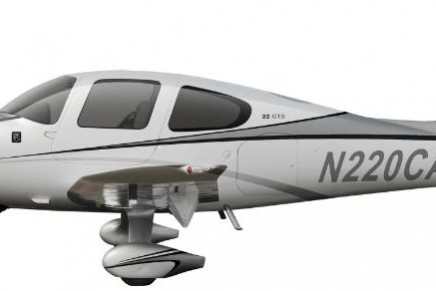 The All New 2014 Generation 5 Cirrus Aircraft