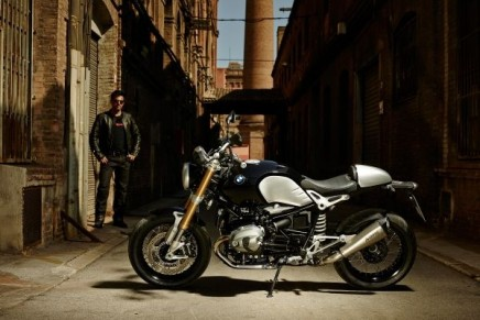 Milan Motorcycle Show: BMW's two world premieres