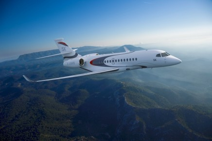 The Business Jet Experience reinvented