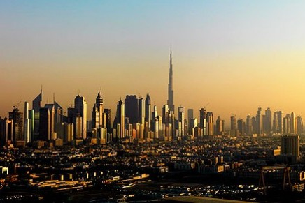 Is the Dubai desert about to go green?