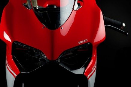 Ducati's 1199 Superleggera – the highest power-to-weight ratio ever seen in a production motorcycle