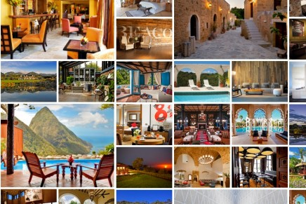 The world's top 100 Hotels in 8 trending categories