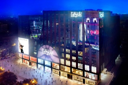 First Galeries Lafayette store in Beijing after 15-year hiatus