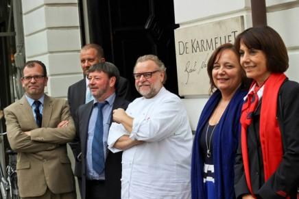 Belgian Michelin-starred chefs aboard Brussels Airlines