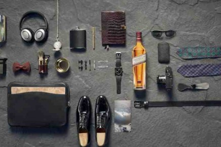 Johnnie Walker Explorers' Club Collection – The Royal Route bottle