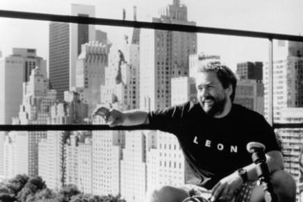 Luc Besson opens luxury Paris multiplex