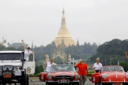 Classic cars should be valued – First Burma Road Classic