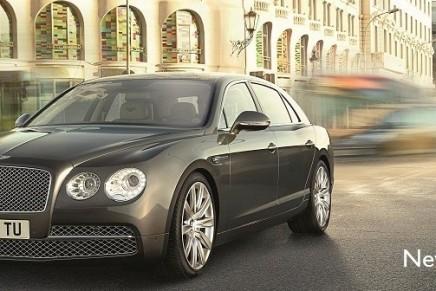 British luxury car brands report record sales