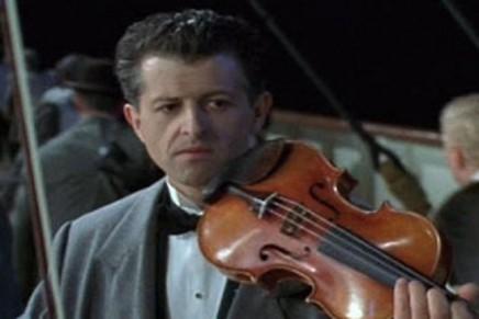 Titanic bandmaster's violin sold for world record $1.4 million