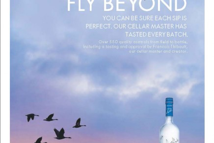 François Thibault about the making of Grey Goose