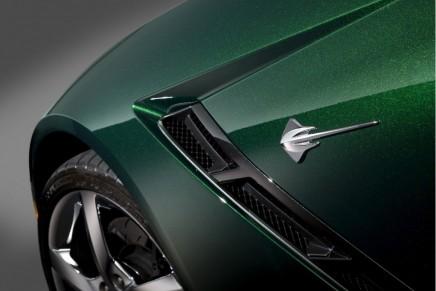 Limited edition: Corvette Stingray Premiere Edition Convertible