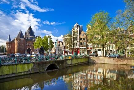 Originally Cool. Amsterdam' hippest design apartments awarded World Luxury Hotel Award
