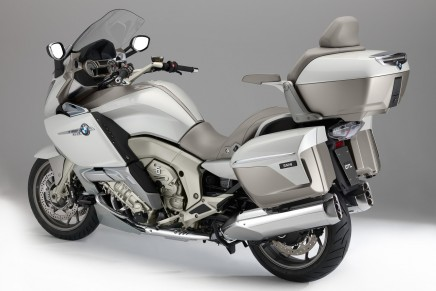The ultimate luxury touring motorcycle launched at 2013 LA Auto Show