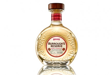 Hand-crafted & ultra-premium: Rare barrel-finished Burrough's Reserve