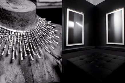 Light celebrated through photography and jewelry