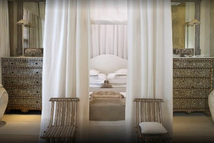 The Corfu Suite at Blakes Hotel London – the sexiest bedroom in the world