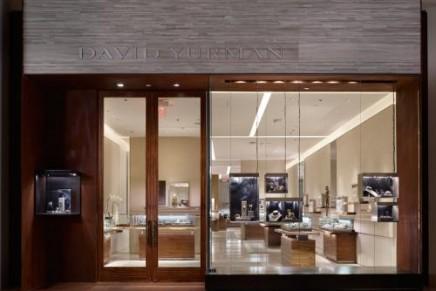David Yurman's signature luxury retail experience brought to Charlotte