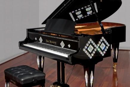 Kuhn-Bosendorfer art case piano