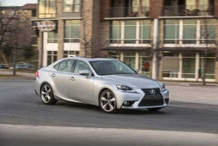 Lexus features 2014 IS and 2nd Amazing in Motion at Miami International Auto Show