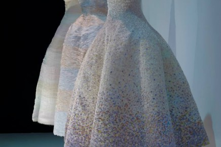 The history of Miss Dior. The exhibition